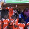 Tim Wanyonyi Super Cup 2014
