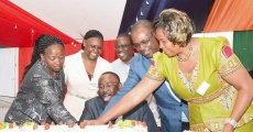 WESTLANDS GRASSROOTS WOMEN TABLE BANKING GROUPS MARK ONE YEAR